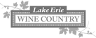 Lake Erie Wine County Logo