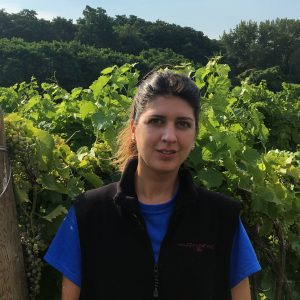 Assistant Winemaker Ana Trigo