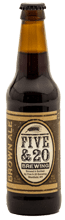 Five & 20 Brown Ale
