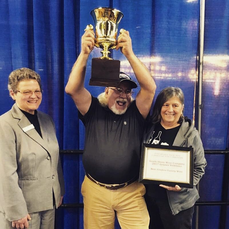 Bob Mazza PA Farm Show Governor's Cup