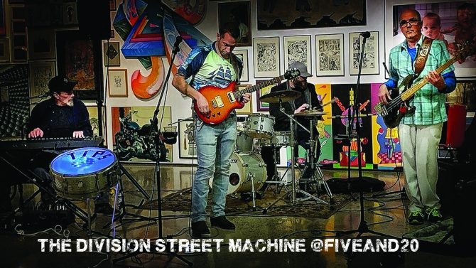 Division Street Machine at Five & 20